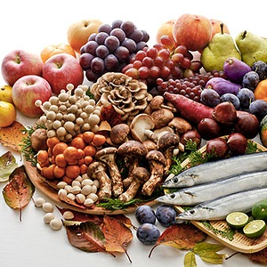 Food of the Mediterranean diet