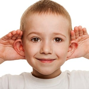 Ear infection can disrupt a child's life