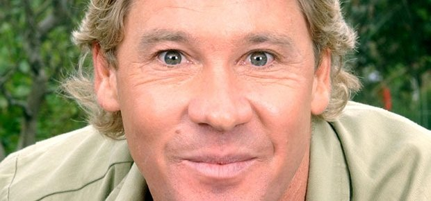'The Crocodile Hunter', Steve Irwin. (Getty Images)