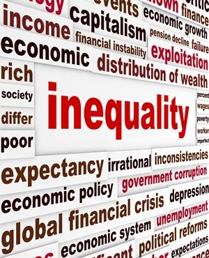 Oxfam said widening inequality is creating a vicious circle where wealth and power are increasingly concentrated in the hands of a few. (Shutterstock)