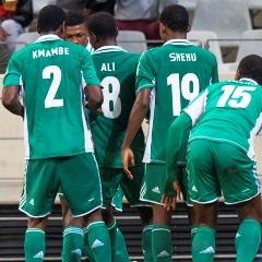 Nigeria celebrate (Gallo Images)