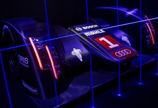 Audi's laser lights to dazzle Le Mans | Wheels24