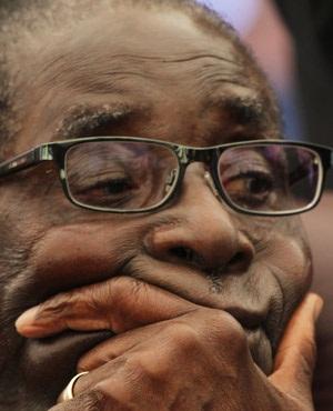 President Robert Mugabe. (Tsvangirayi Mukwazhi, AP)