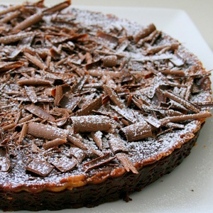 recipes chocolate baking tart