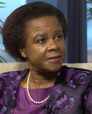 Mamphela Ramphele speaks to News24. (News24)