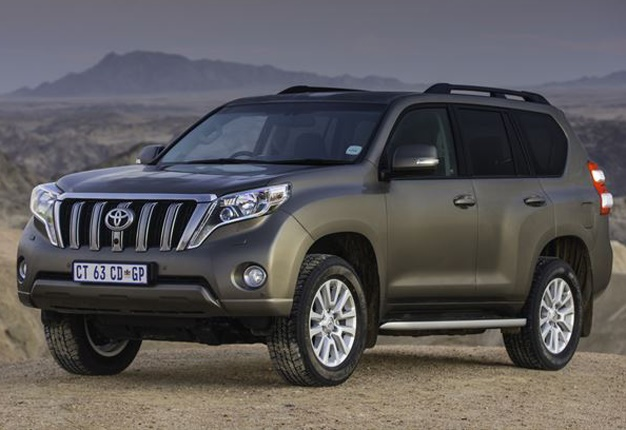Luxury Suvs In Sa Toyota Dominates In May Wheels24