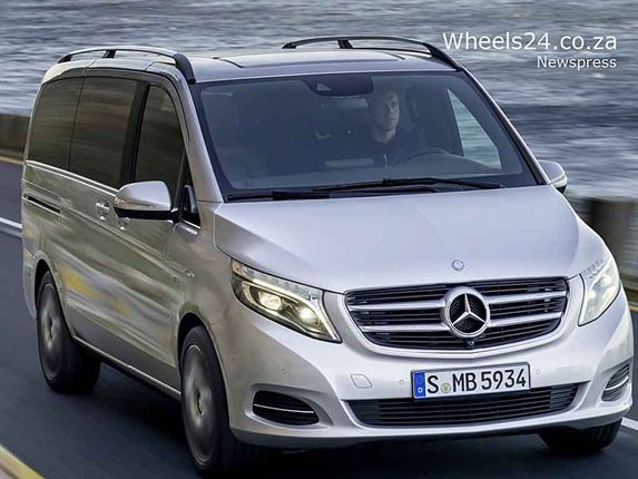 2015 mercedes benz v class wheels24. Black Bedroom Furniture Sets. Home Design Ideas