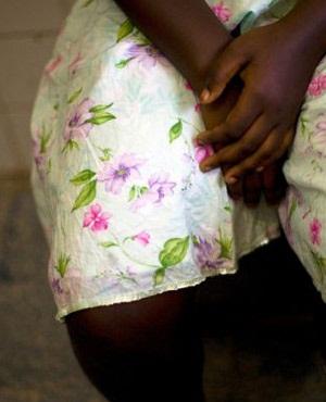 Rape victim (MSF)