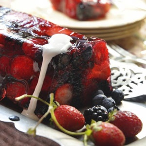 recipes berries desserts summer
