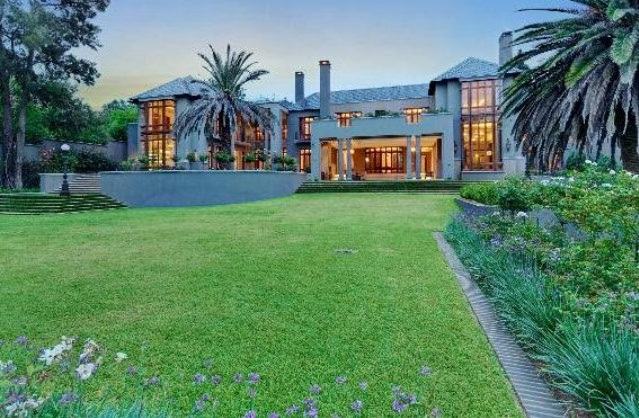 5 Of The Most Expensive Houses In Gauteng