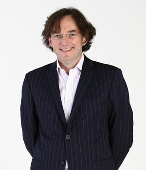 Simon Brown, founder and director of JustOneLap.com.