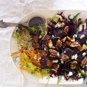 recipes salads biltong healthy