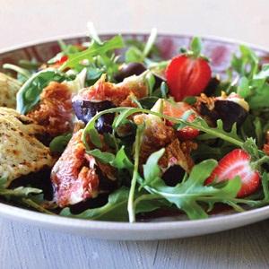 recipes salads healthy fruit