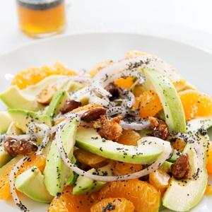 recipes salads healthy vegetarian