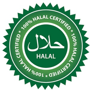 Halal Approved Foods