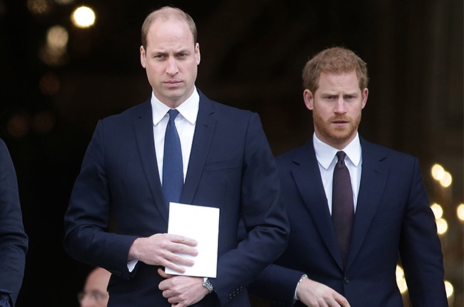 Prince William and Harry won't walk shoulder-to-shoulder at Prince Philip's funeral queen decides