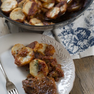 recipes potatoes lamb hot pot roast stew