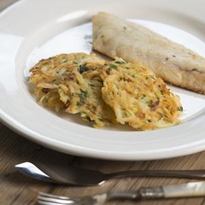 recipes fish potatoes