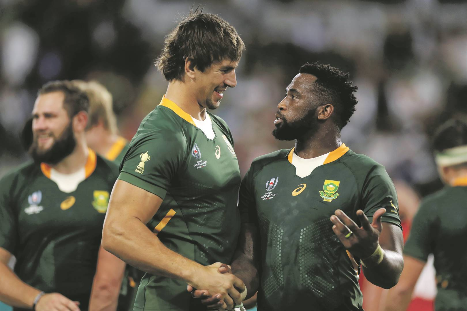 News24.com | Time for a Soccer Bok (body of knowledge)