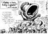 Zapiro's take on politics.