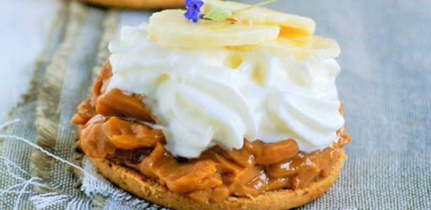 banoffee caramel desserts