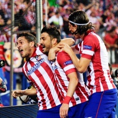 Atletico Madrid (AFP)