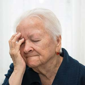 Hearing loss can make elderly feel more isolated