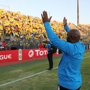 Pitso: SuperSport an 'awkward' team to play against | Sport24