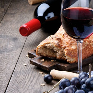recipes easter wine guide