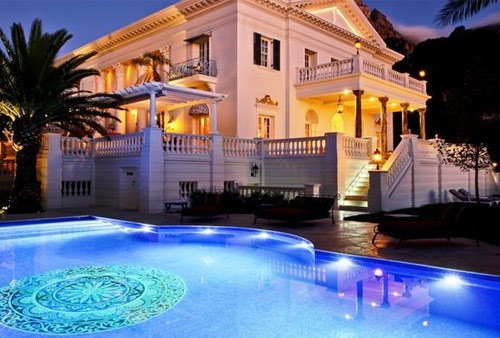 5 of the most expensive houses in south africa 2014 for Expensive homes for sale in the world