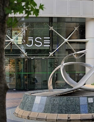 The new JSE logo. (Supplied)