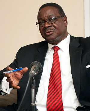 Malawi's new president, Democratic Progressive Party leader Peter Mutharika. (Amos Gumulira, AFP)