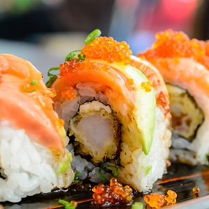 sushi specials, cape town sushi, crystal towers ho