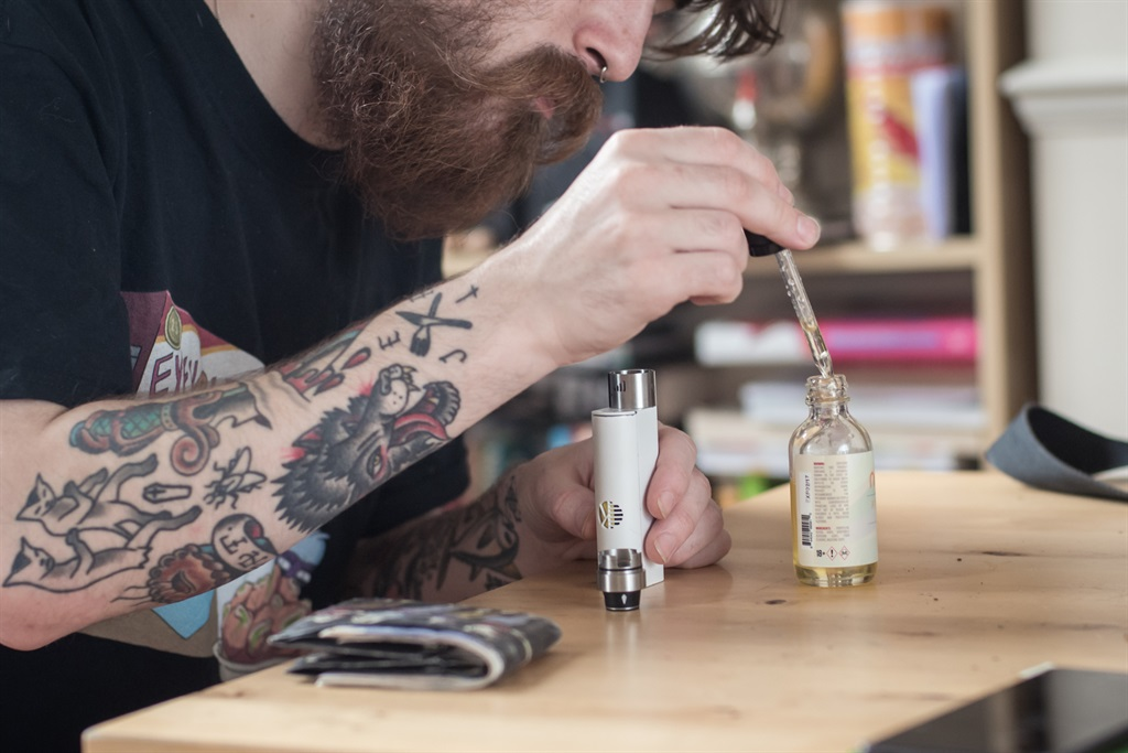 Second e-cig death reported, THC products implicated