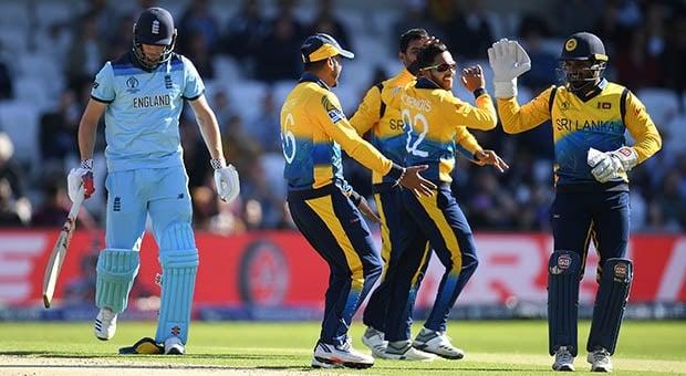 Sri Lanka celebrate (Getty Images)