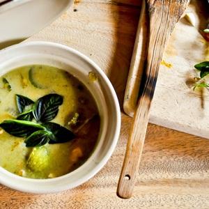 recipes thai green curry chicken