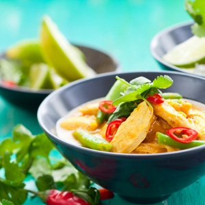 recipes curry thai healthy