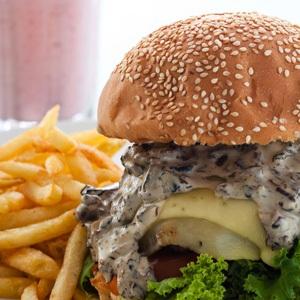 camps bay restaurant cafe caprice burger special