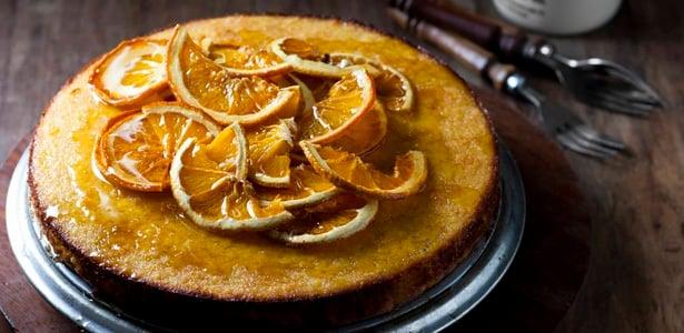 recipes baking orange cakes