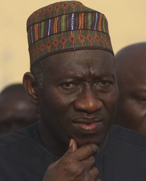 Goodluck Jonathan (File: AP)