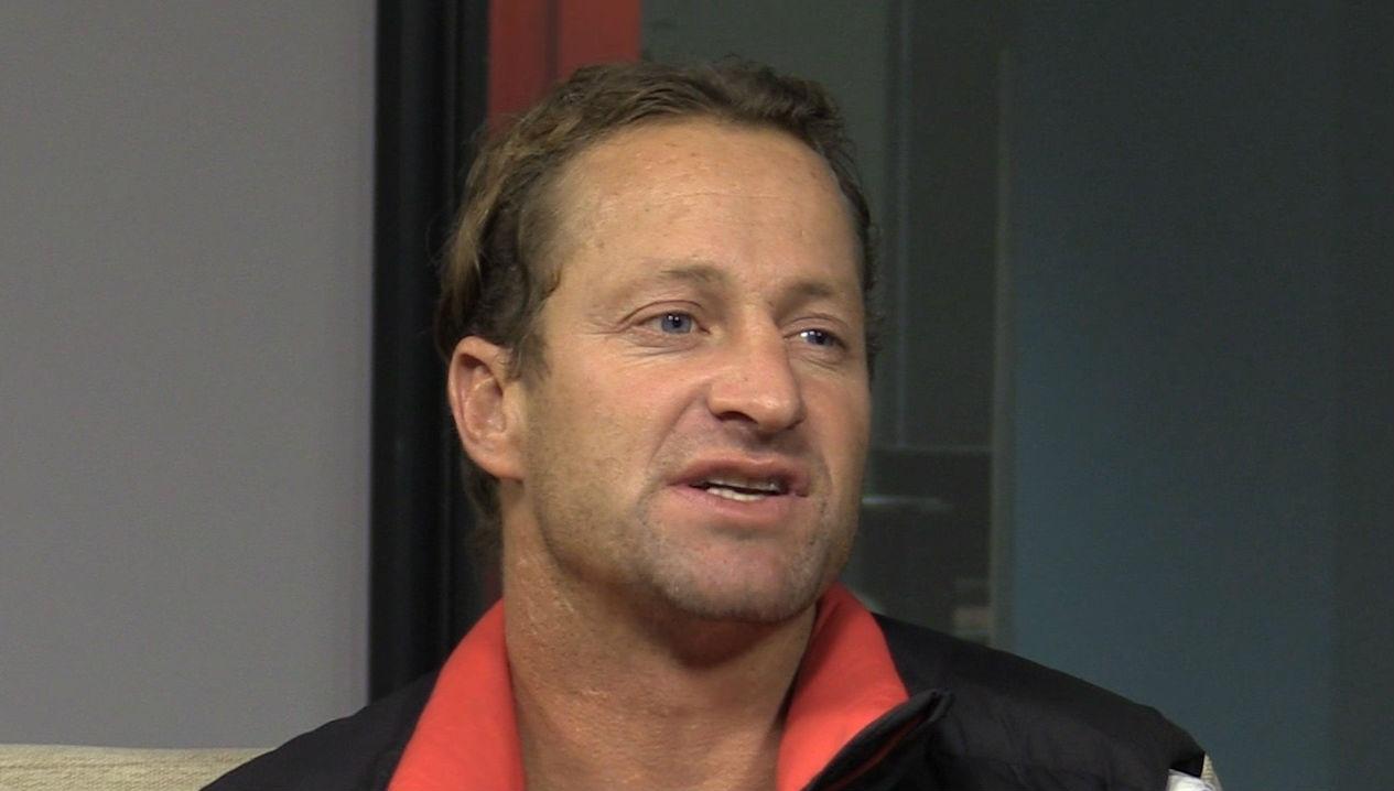 Chris Bertish, ASP World Championsip tour great for SA