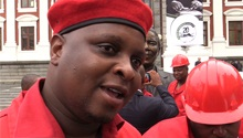 We have not sold out - Floyd Shivambu