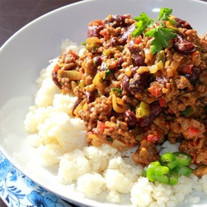 recipes beans mince pap stew