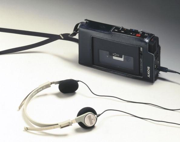 JAPAN - FEBRUARY 02:  The original Walkman, model