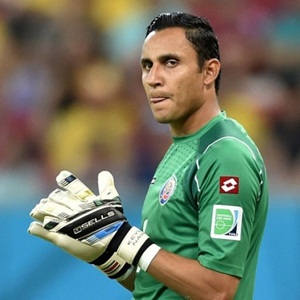 Keylor Navas (Supplied)