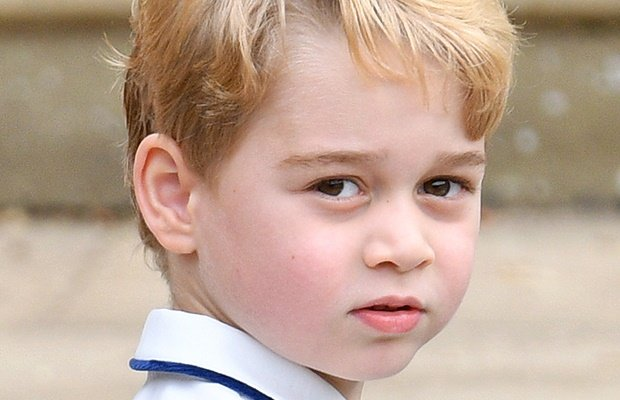 Prince George. (Getty Images)