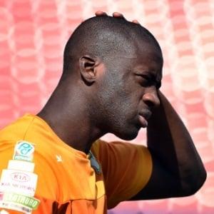 Yaya Toure (AFP)