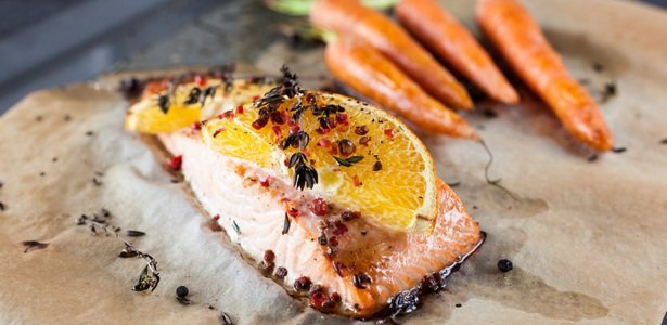 recipes salmon steaks healthy