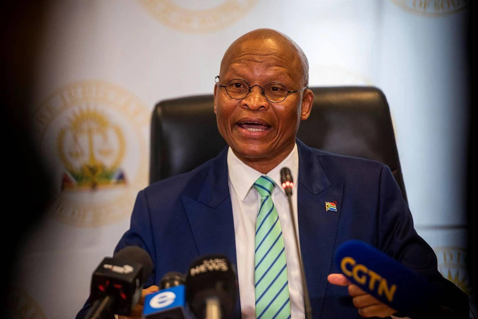 Health advocacy organisation the African Alliance has filed a complaint with the Judicial Services Commission against Chief Justice Mogoeng Mogoeng. Picture: Gallo Images