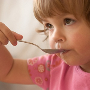 Child at risk of food allergies